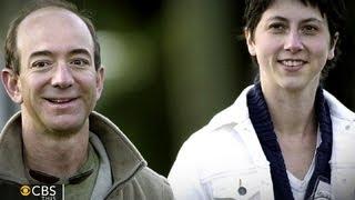 Download Jeff Bezos' wife blasts book on Amazon founder Video