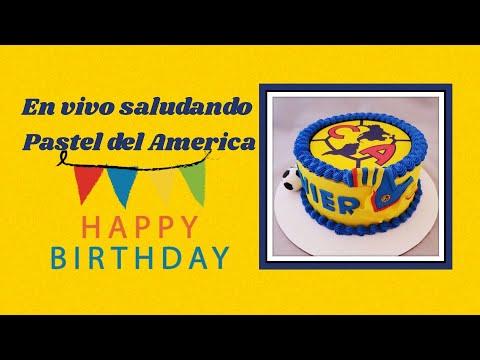 Saludando Y Pasteleando Pastel Del America De Betun