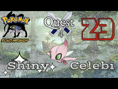 Pokémon Crystal Playthrough - Hunt for the Pink Onion! #23