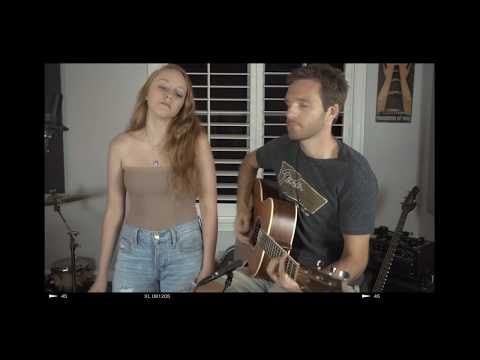 Distance - Acoustic Emily King Cover - Alli and Sean