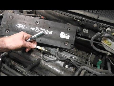 Ford Focus Spark Plug Change