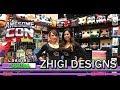 Zhigi Designs @ AwesomeCon 2017