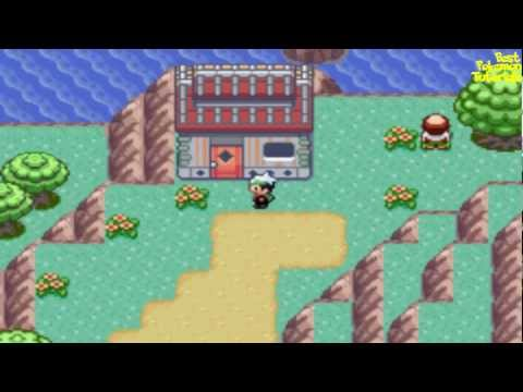 How to get a SuperRod on Pokemon Emerald, Ruby & Sapphire