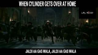 | | GAS WALA | | FUNNY KHALIBALI SPOOF | | MUST WATCH | |