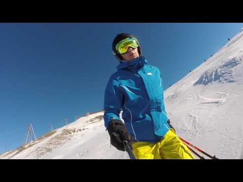 Ski La Plagne 2017 - GoPro