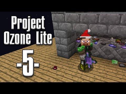 Minecraft - Project Ozone Lite #05 - Mobfarms (HD)