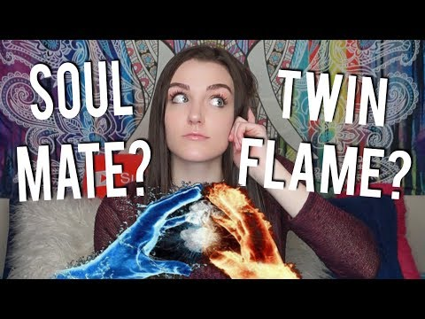 SOUL MATE VS. TWIN FLAME RELATIONSHIP EXPLAINED