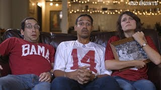 SEC Shorts - Alabama fans during field goal attempts
