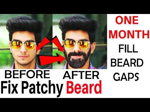 How To Grow A Full Beard 100% Naturally | Enhance Facial Hair for Dense Beard