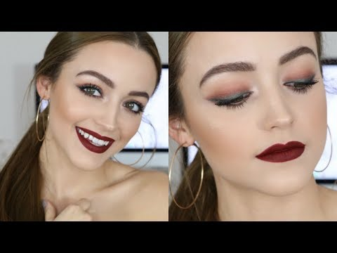 EASY GLAM | Holiday Makeup Tutorial