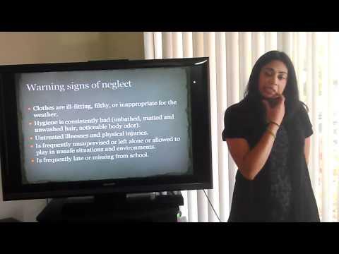 Persuasive speech prevent child abuse