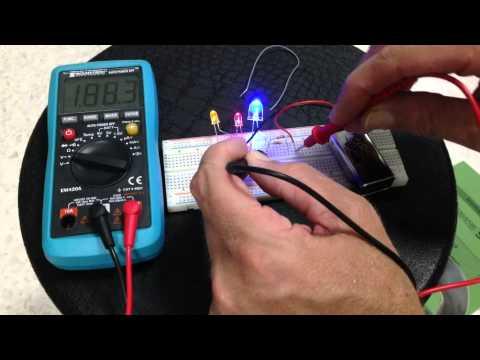 LED voltage