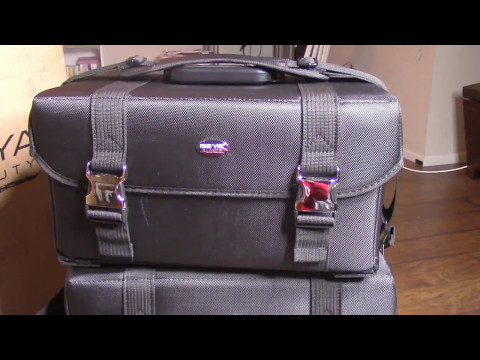 SEYA 2 in1 PROFESSIONAL MAKEUP CASE    - Ashley Bridget