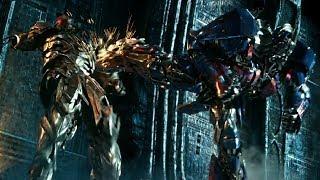Transformers: The Last Knight - Optimus Prime vs Megatron + Skullitron TV SPOTS