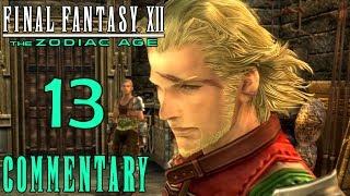 Final Fantasy XII The Zodiac Age Walkthrough Part 13 - Basch