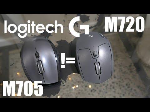 Logitech M720 Windows 7 Drivers