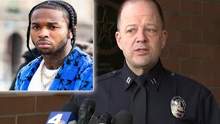Pop Smoke Killed: NYPD holds briefing
