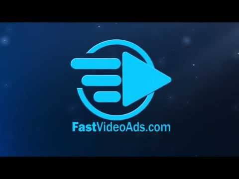 Fast Video Ads Custom Commercial Production, Online Video Motion Graphics, Website Video Marketing