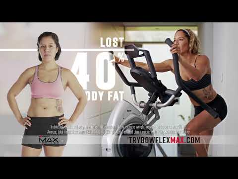 Bowflex Max Trainer: No Time To Work Out?