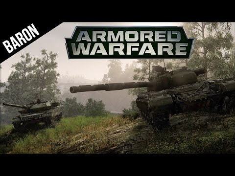 Armored Warfare Gameplay & Beta Sign Up - Modern Day Tank Hype!