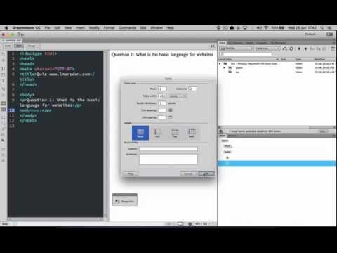 Javascript Quiz making tutorial