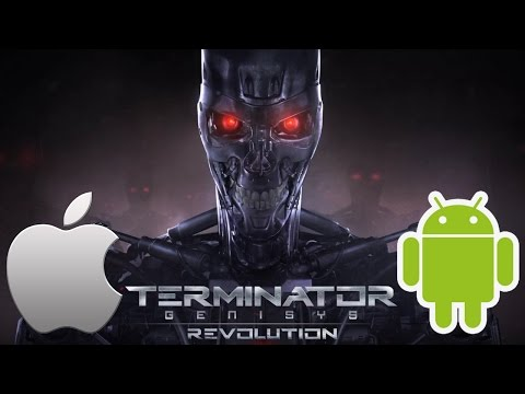 Terminator Genisys: Revolution - Glu Android / iOS GamePlay Trailer. Get Paid Apps FREE NO Jailbreak
