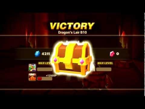 Summoners War Sky Arena Dragon b10