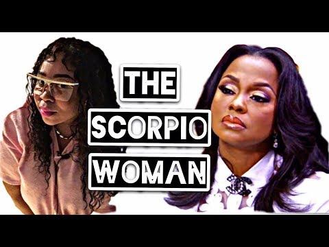 DATING THE SCORPIO WOMAN - DONT MESS WITH HER!