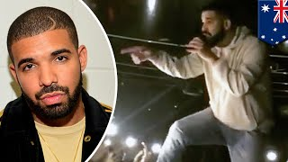 Drake: Rapper stops performance to call out dude groping female fans at Sydney show - TomoNews