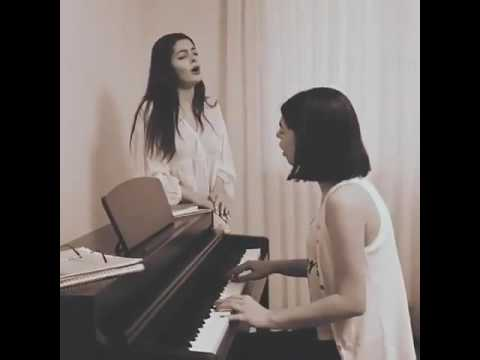 Nice voice of two iranian girl