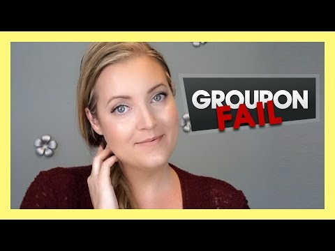 Never Buying a Groupon Again...Talk Tuesday | Allison's Journey