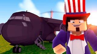 Minecraft: VOANDO PARA OS EUA - BED WARS ‹ AMENIC ›