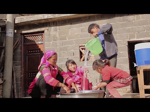 Clean Water for a Widow