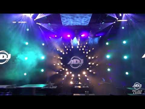 ADJ Lightshow - Prolight + Sound 2018