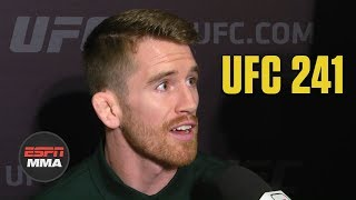 Cory Sandhagen looking for a title shot after Raphael Assuncao | UFC 241 | ESPN MMA