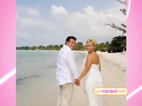 Matt and Suzy of the Biggest Loser's Wedding Get Married