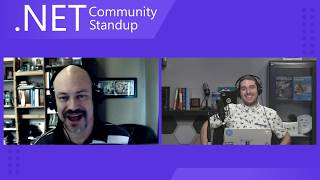 ASP.NET Community Standup - Oct. 15th, 2019 - .NET Community Standup Site with James Montemagno