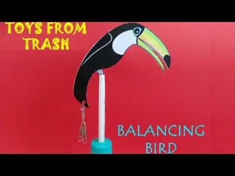 Balancing Bird | Telugu | Balancing Toy