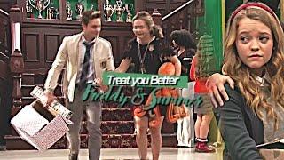 Summer & Freddy ( + Kale ) | Treat You Better