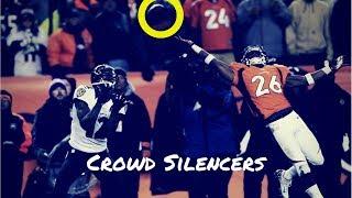 Best Crowd Silencer | NFL