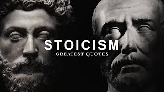 Marcus Aurelius and Seneca - The Two Great Stoics [STOIC QUOTES]