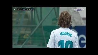 Luka Modric vs Eibar Away (10/03/2018) 1080i