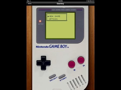 Get A Gameboy Or GBA Emulator On iOS 7 Without Jailbreak!
