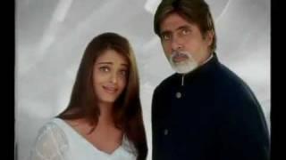 Aishwarya and Amitabh Polio ad campaign