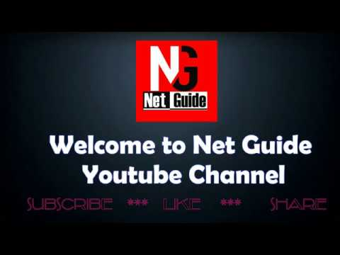 Net Guide Intro Video