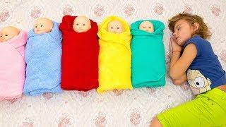 Are you sleeping Baby John Nursery Rhyme Song - Kids Video