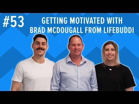 Money Podcast #53: Getting motivated with LifeBuddi