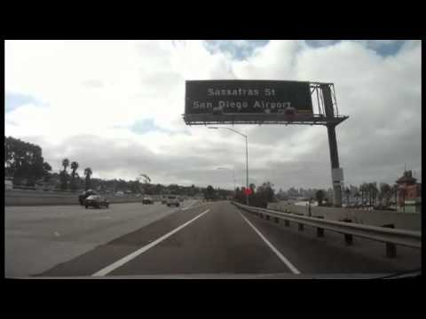 San Diego International Airport (SAN) - Finding Your Way to the Avis Car Rental Counter