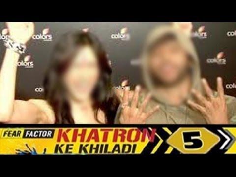 NEW CONTESTANT ENTRY in Fear Factor Khatron Ke Khiladi 5 -- Don't Miss It !!!