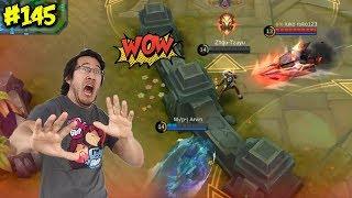 Mobile Legends WTF | Funny Moments Episode 145: Best Aldous ulti